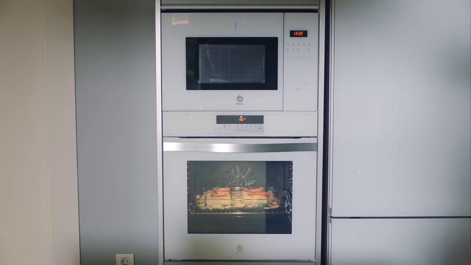 mejores hornos balay
