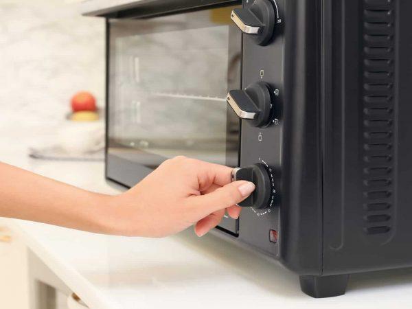 ventajas de un horno portátil